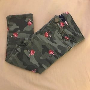 GAP Toddler Camouflage Jeans - Size 2T
